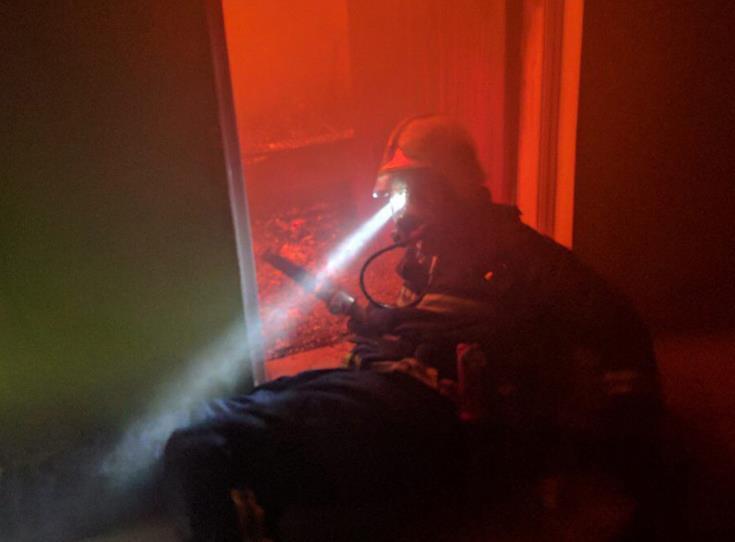 Εκτεταμένες ζημιές υπέστησαν δύο βάρκες από πυρκαγιά στη Λάρνακα
