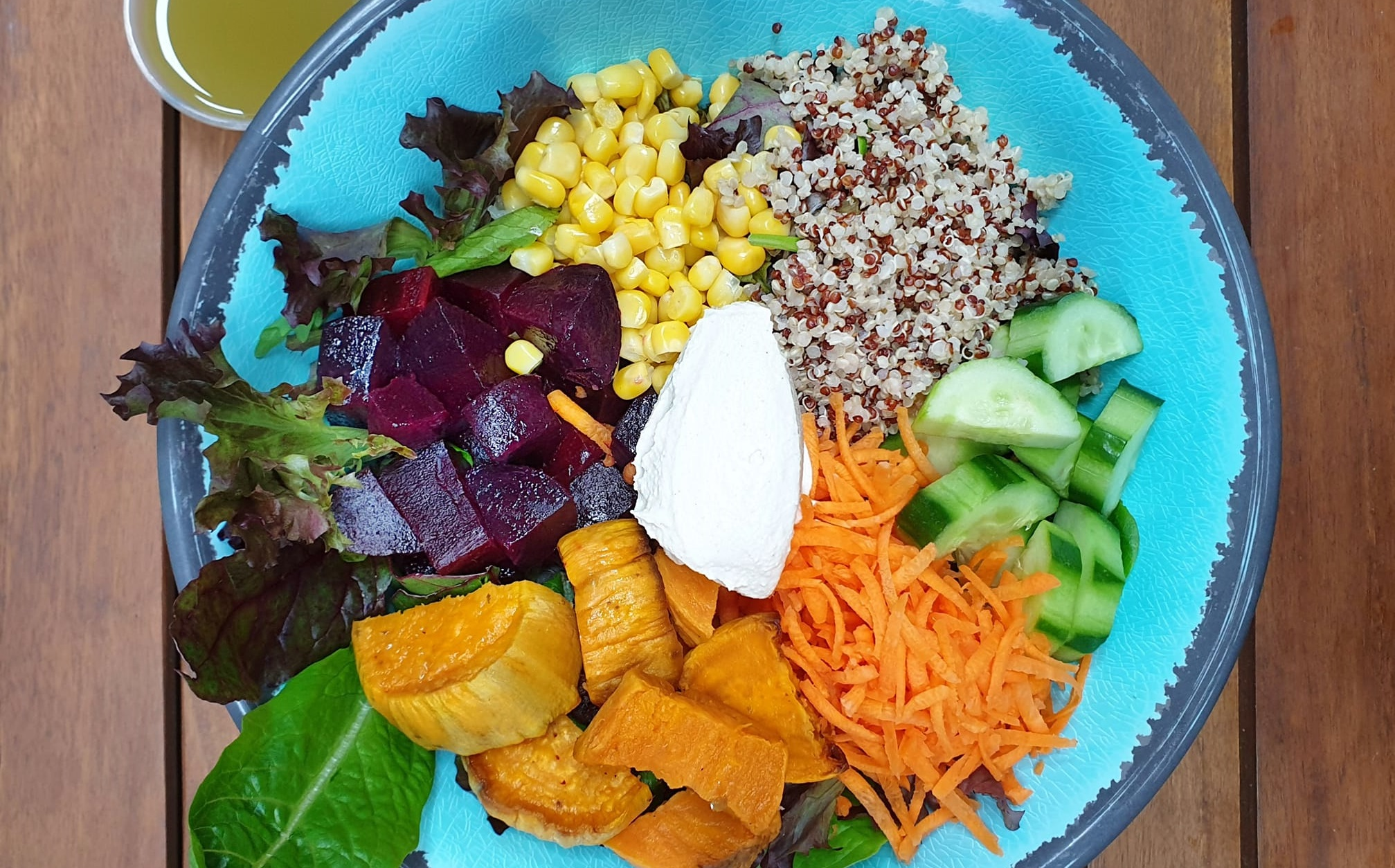 Detox season! 5 στέκια για εσάς που αγαπάτε τις σαλάτες