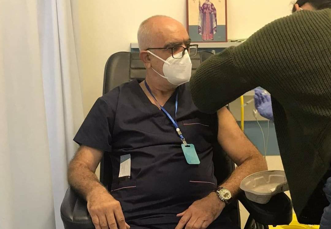 """Δρ. Κέκκος Μάρκου:""""Πράξη ευθύνης ο εμβολιασμός"""""""