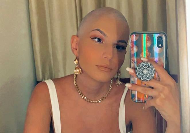 """Το συγκινητικό βίντεο της Συμπολίτιτσσας μας Άννας : """"To ταξίδι του καρκίνου μου"""""""