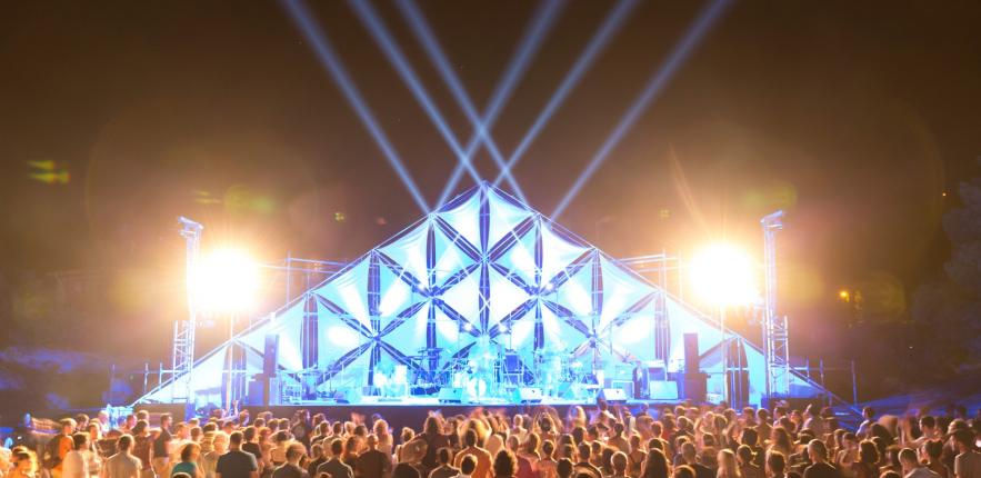 Το καλοκαιρινό φεστιβάλ Φέγγαρος, μετατρέπεται σε διαδικτυακό Fengaros Reacts