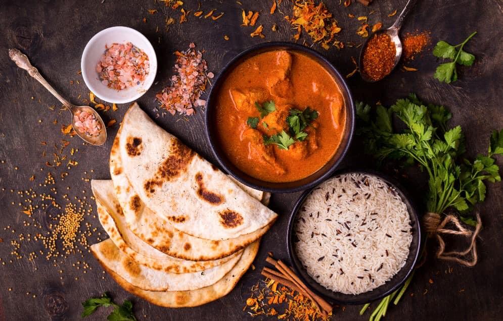 2 ινδικά εστιατόρια της πόλης έρχονται στην πόρτα σου