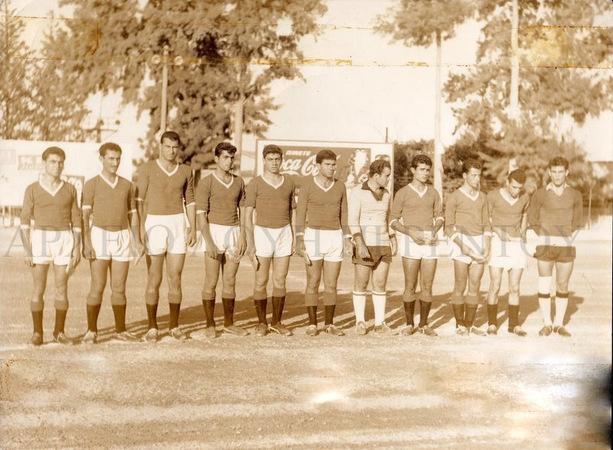 H μικτή ομάδα της Λάρνακας – Μια φωτογραφία ντοκουμέντο