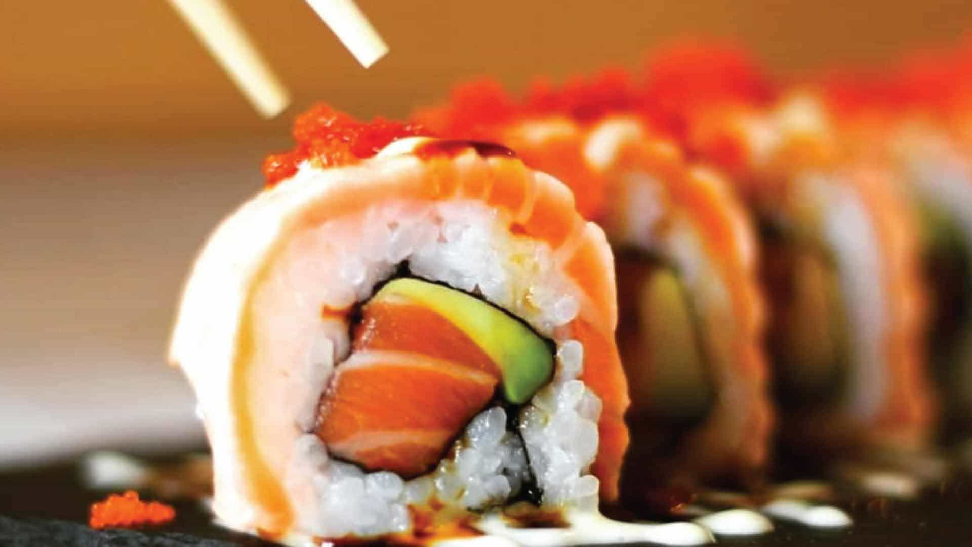 Θες sushi; Ξέρουμε που θα φας 22 sushi με 10 ευρώ!