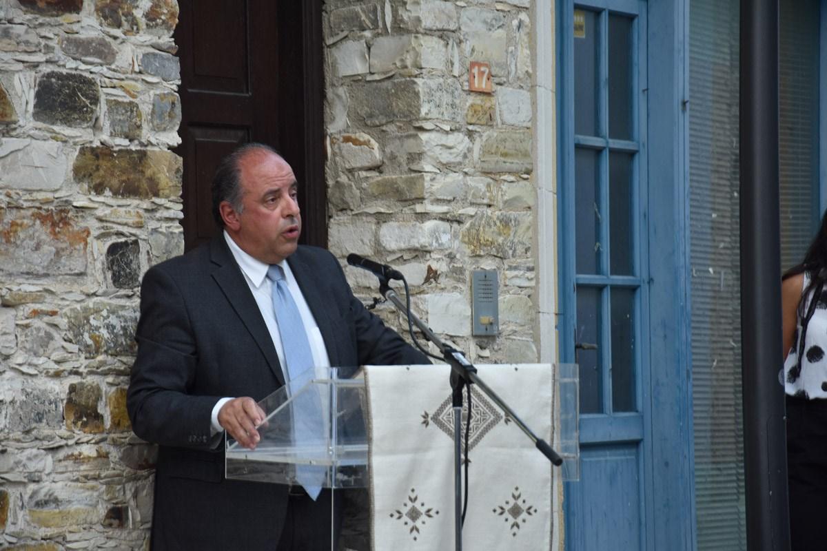 """Δήμαρχος Λευκάρων: """"συνεχίζουμε την συλλογική προσπάθεια με μοναδικό στόχο την ευημερία των Δημοτών μας"""""""