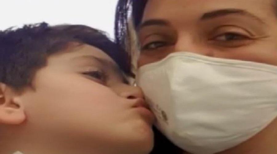 Ξύπνησε μετά από 50 μέρες ο μικρός Παναγιώτης – Η έκκληση της μητέρας του για να επιστρέψει Κύπρο