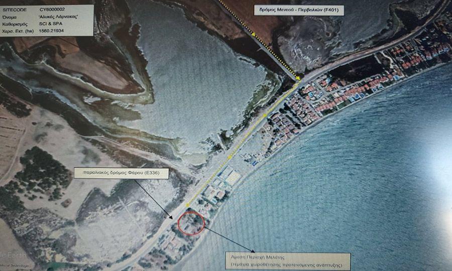 Δήμαρχος Δρομολαξιάς – Μενεού: Πολλά τα οφέλη από την ξενοδοχειακή μονάδα κοντά στην Αλυκή