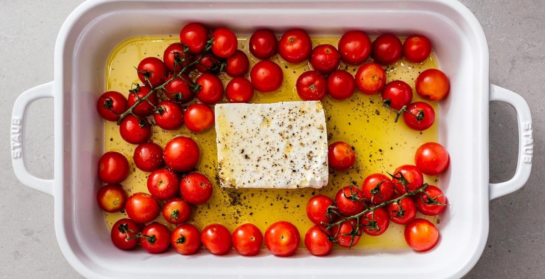 #Bakedfetapasta: Η πανεύκολη συνταγή με ελληνικό χρώμα που έγινε viral στο διαδίκτυο