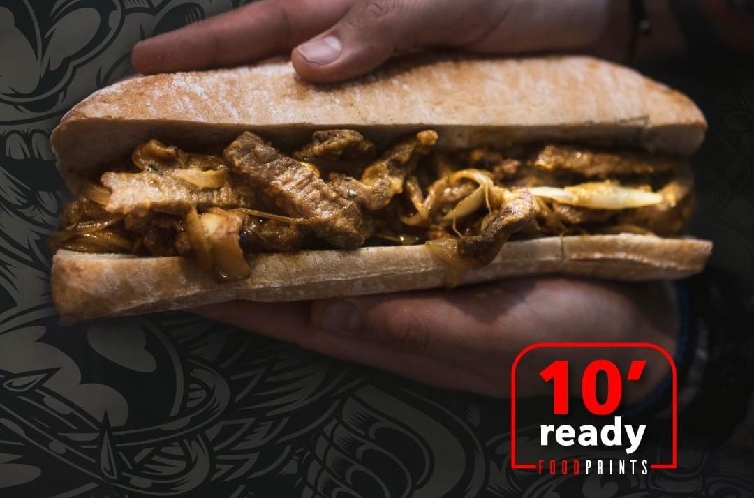 Ο Σταυρής μας δείχνει πώς να φτιάξουμε steak sandwich σε δέκα λεπτά