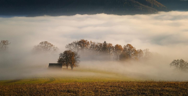 Κυρίως αίθριος ο καιρός σήμερα με ομίχλη και χαμηλή νέφωση