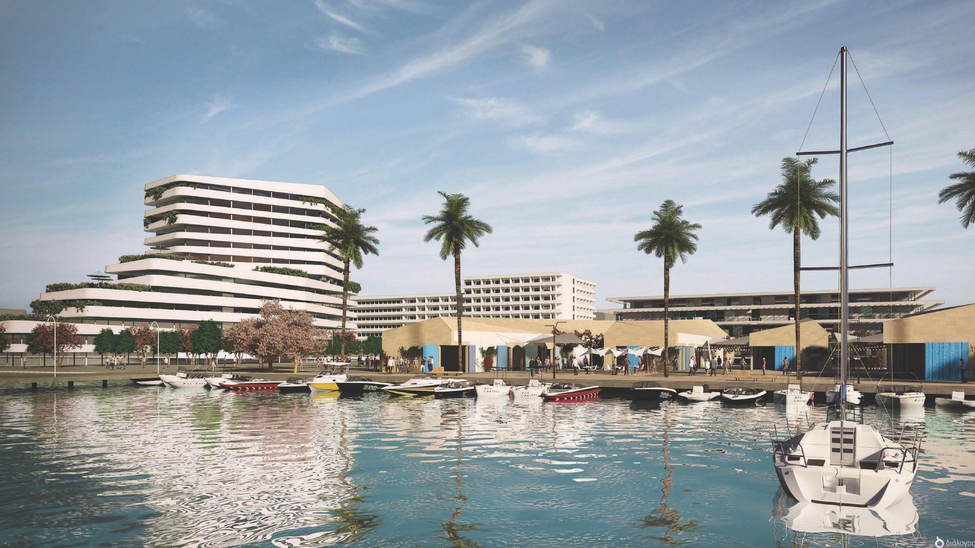 Νέες θέσεις εργασίες στο Λιμάνι και τη Μαρίνα Λάρνακας