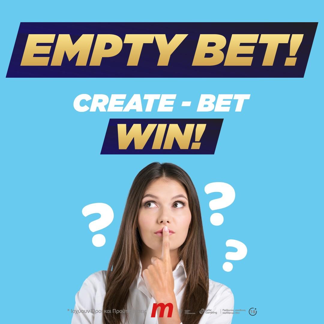 Empty Bet (1)