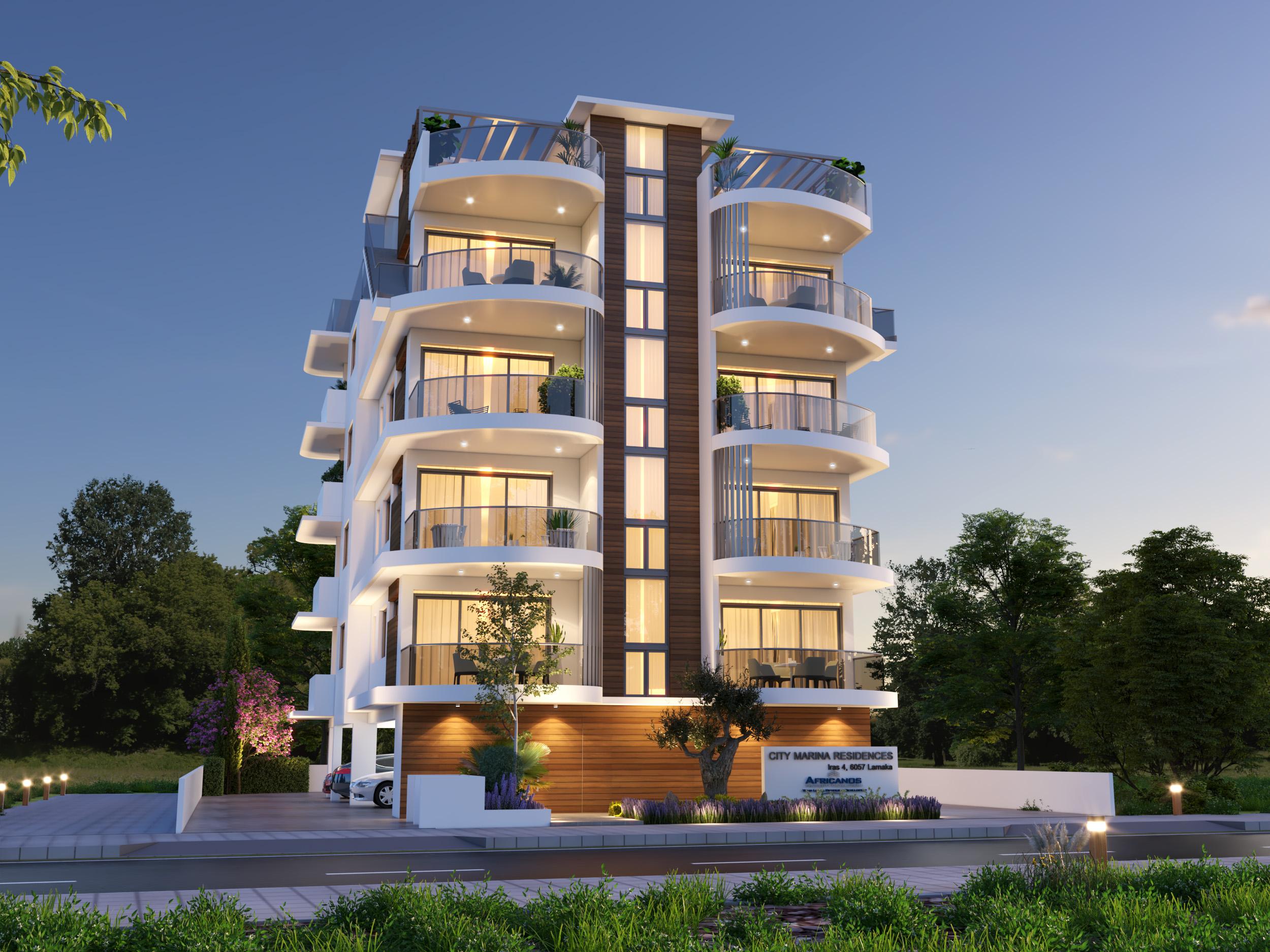 Νέο έργο-κόσμημα από την AFRICANOS PROPERTY DEVELOPERS LTD – City Marina Residences
