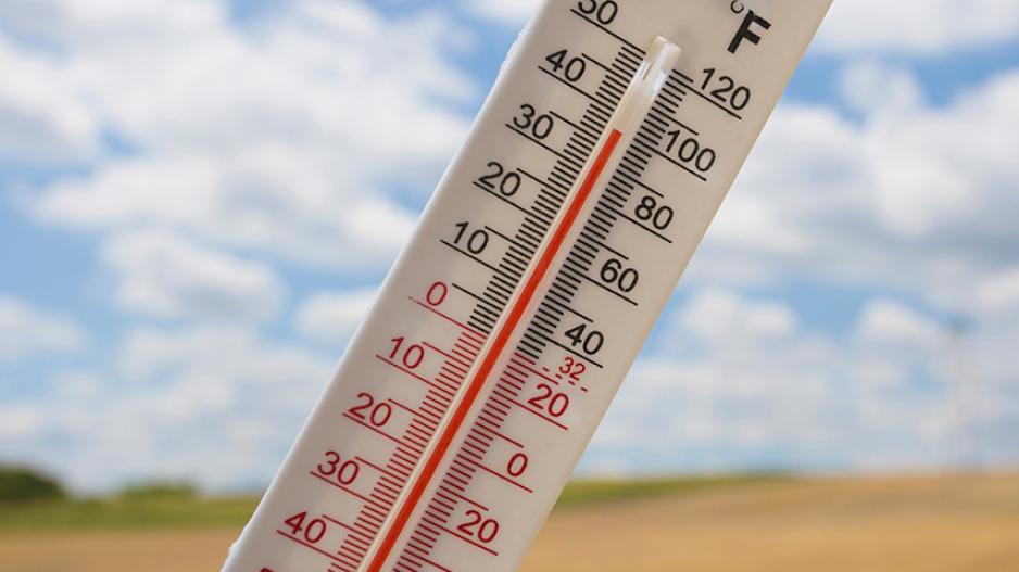 Καιρός: Σκόνη και θερμοκρασία στους 32 βαθμούς