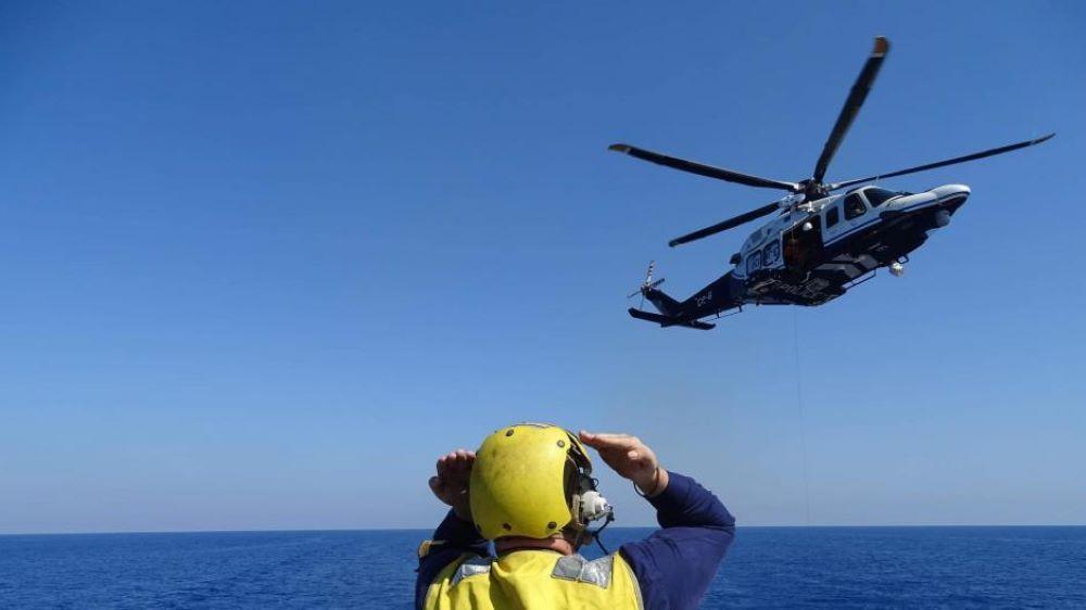 Η Εθνική Φρουρά συμμετέχει στην αεροπορική άσκηση «ΗΝΙΟΧΟΣ 2021»