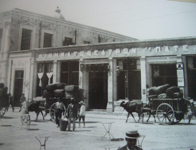 Η ιστορία του κινηματογράφου στη Λάρνακα (ΦΩΤΟ)
