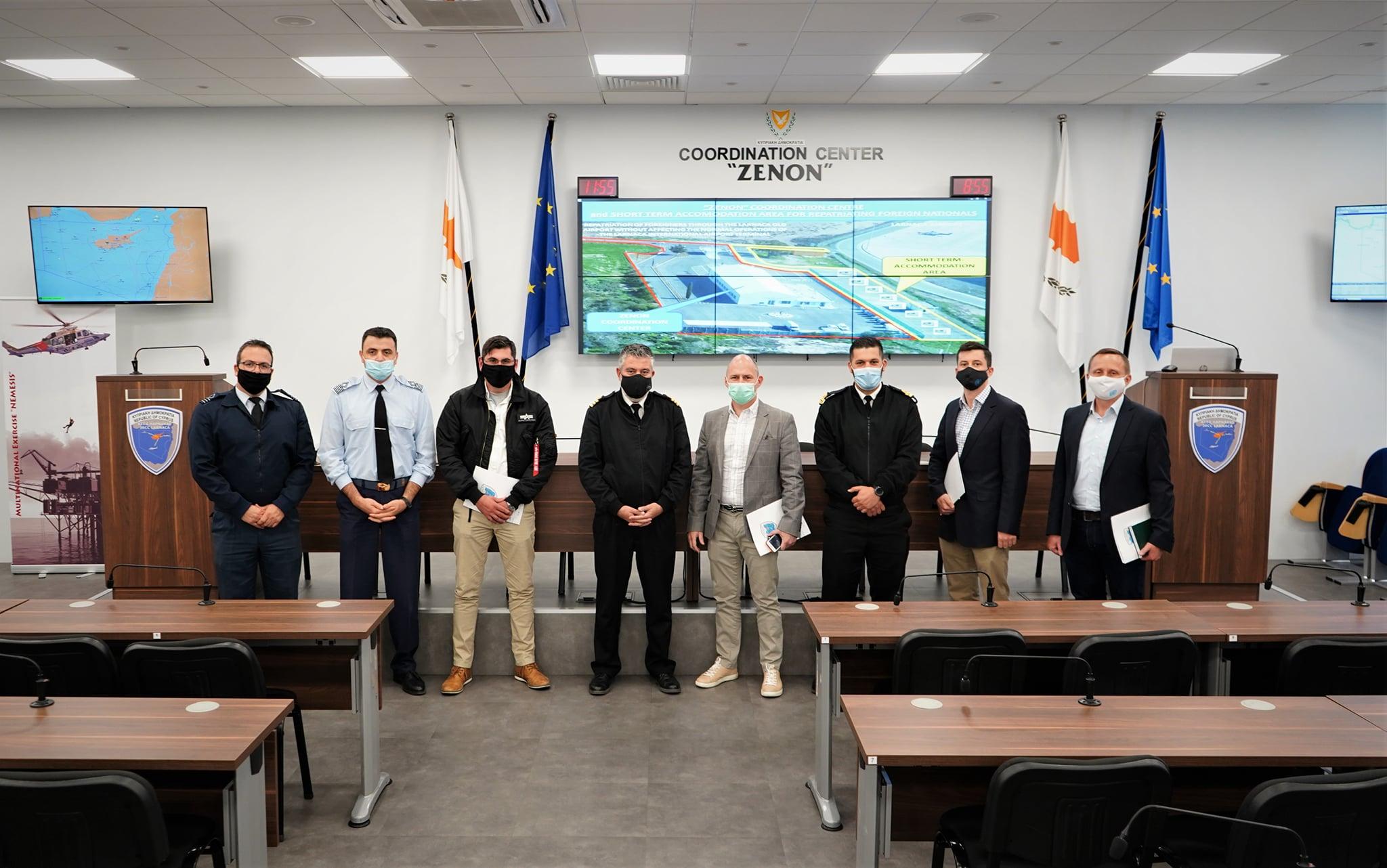 Επίσκεψη Aντιπροσωπείας της UNFICYP στο ΚΣΕΔ