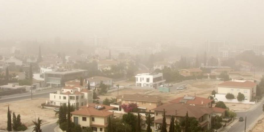 Ποια επαρχία έχει την περισσότερη σκόνη (σήμερα)