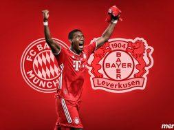 Bayern Munich – Bayer Leverkusen