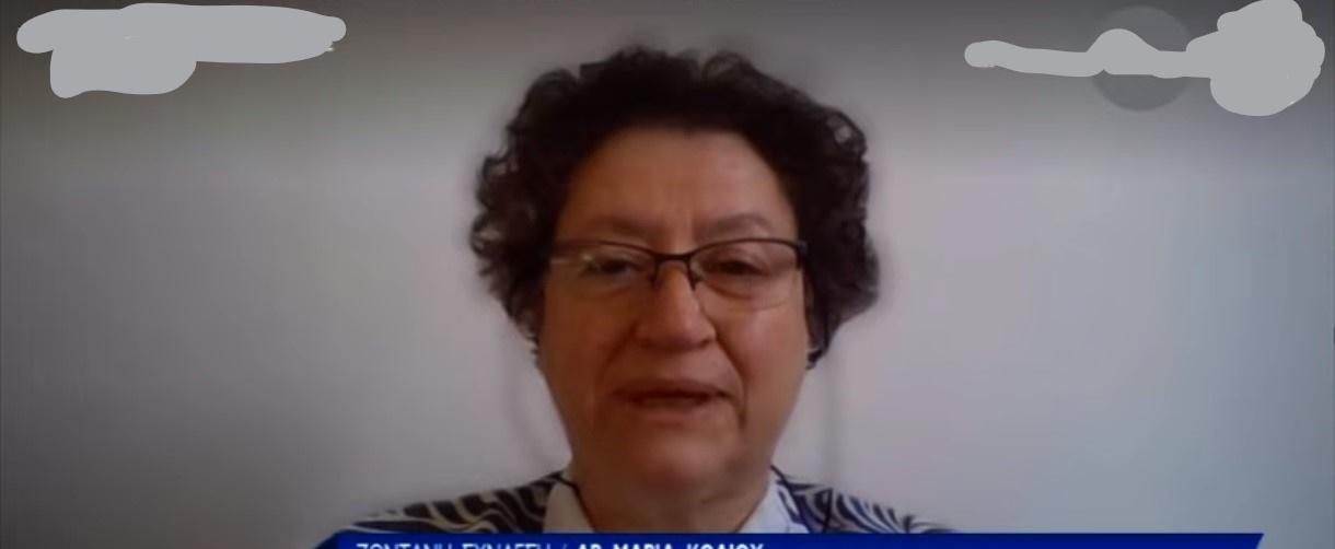 Δρ. Κολιού: Θα μπορούσε να εφαρμοστεί μίνι-απαγορευτικό και πριν το Πάσχα