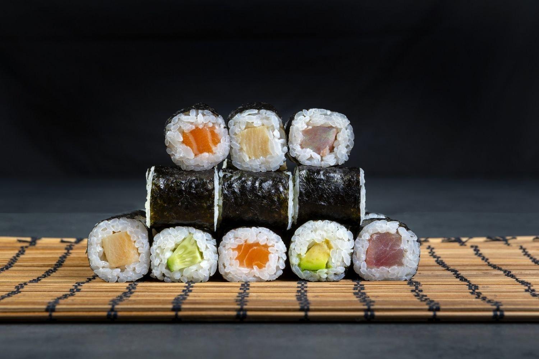 Αύριο πάμε για sushi με 10 ευρώ!
