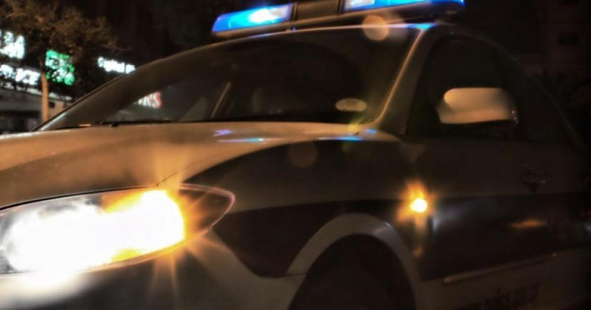 ΛΑΡΝΑΚΑ:Οδηγός έπεσε στο κενό από τον κυκλικό κόμβο Ριζοελιάς