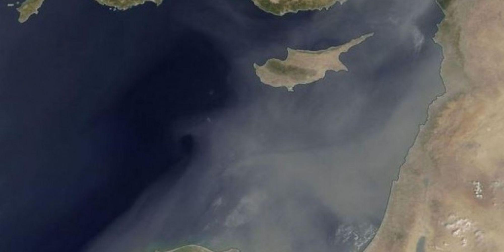 Προσοχή! Αυξημένη η σκόνη στην ατμόσφαιρα