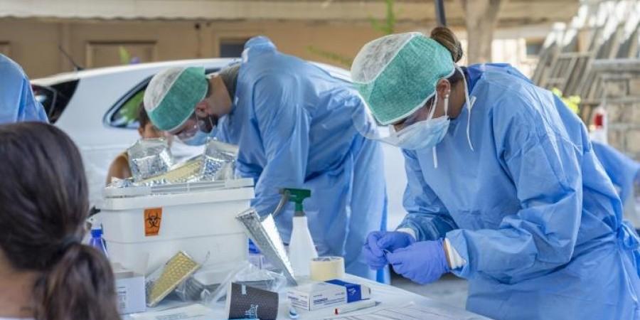 Εννέα σημεία για rapid test την Παρασκευή στη Λάρνακα, τρία στην Αμμόχωστο
