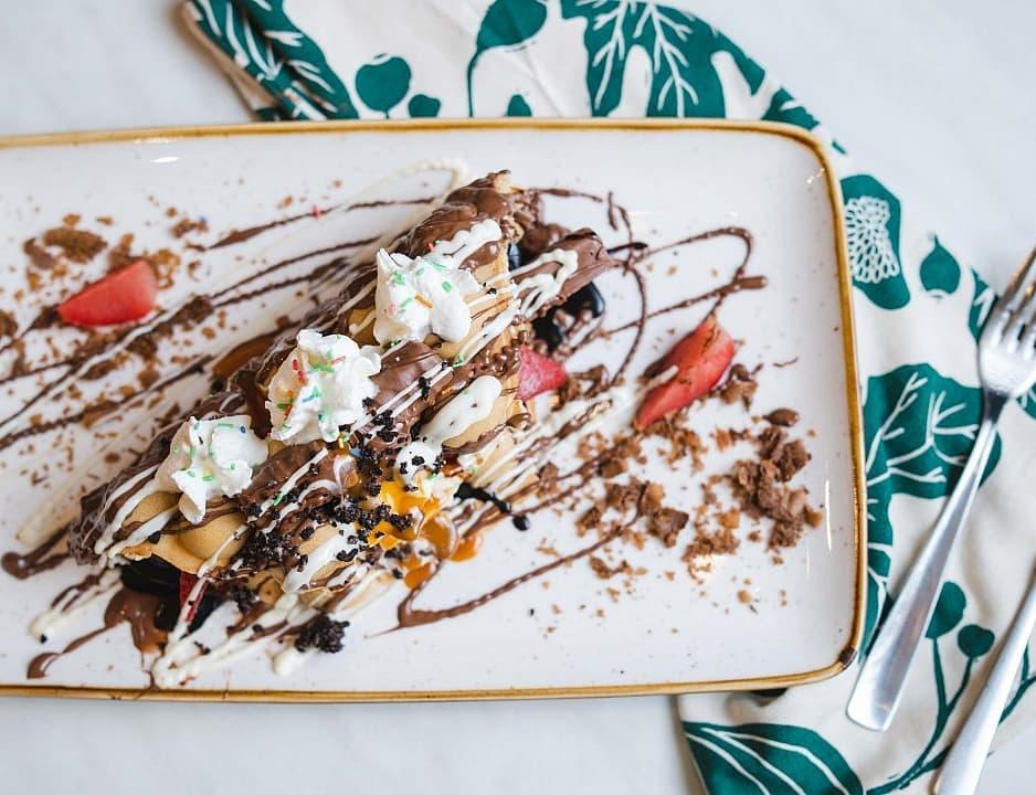 Βρήκαμε τον παράδεισο της σοκολάτας και του παγωτού!