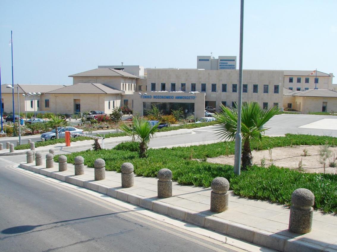 Στους 68 ανήλθαν οι ασθενείς με κορωνοϊό που νοσηλεύονται σήμερα Πέμπτη στο ΓΝ Αμμοχώστου