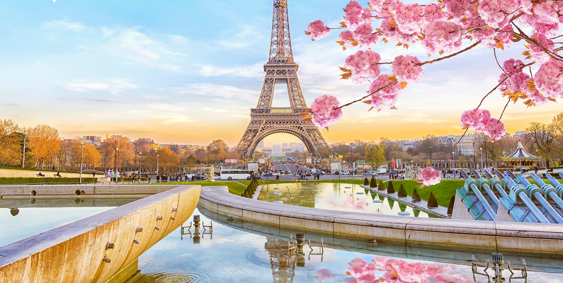 Πάφος-Παρίσι (από 7 Μαΐου) με μόνο €9.99