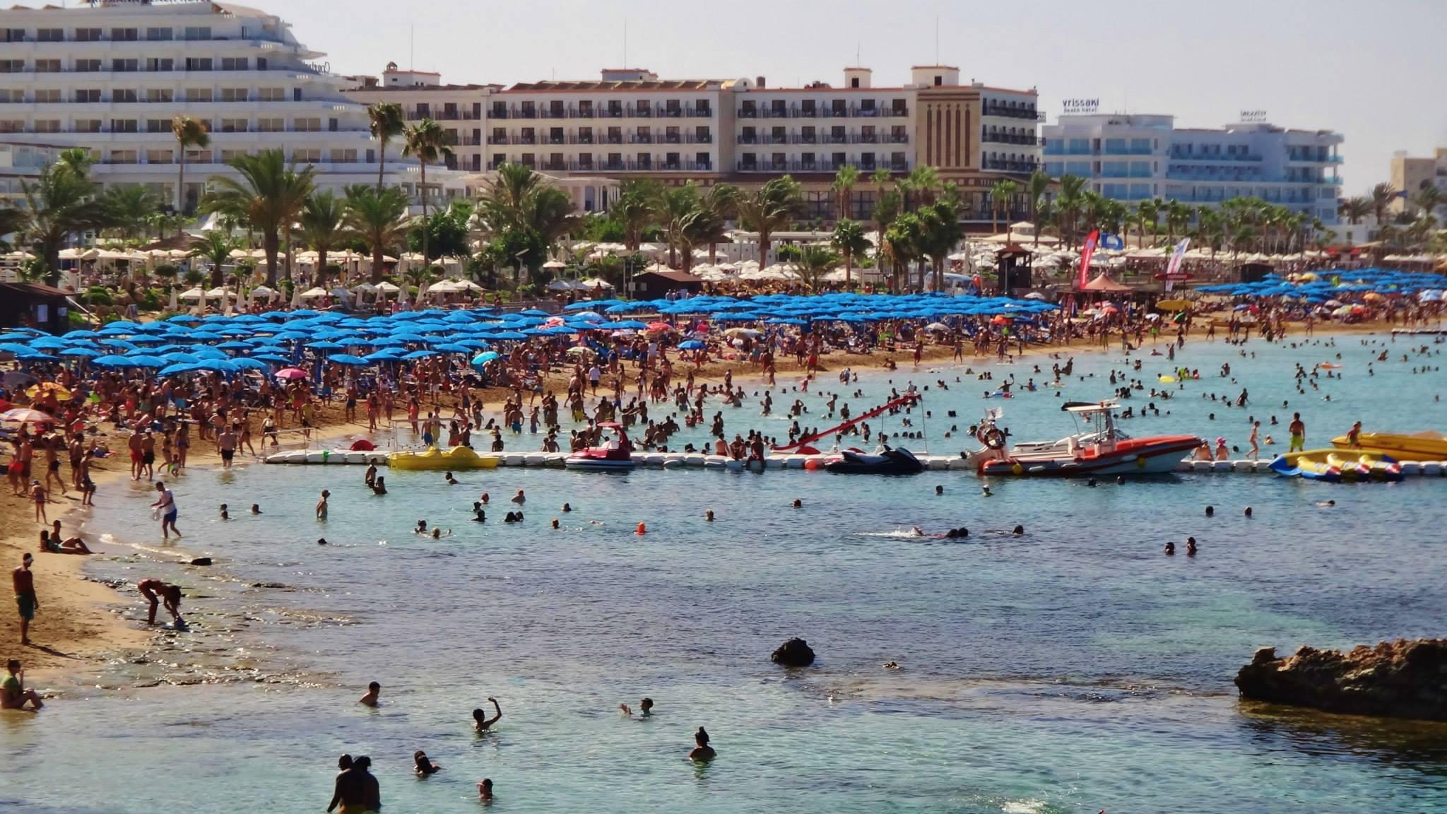 Πόσα ξενοδοχεία άνοιξαν στην επαρχία Αμμοχώστου- Η προέλευση των τουριστών