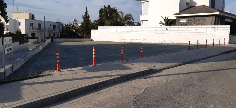 Ένας νέος χώρος στάθμευσης για το Κοινοτικό Συμβούλιο Βορόκλινης