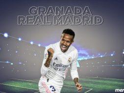 Granada – Real Madrid