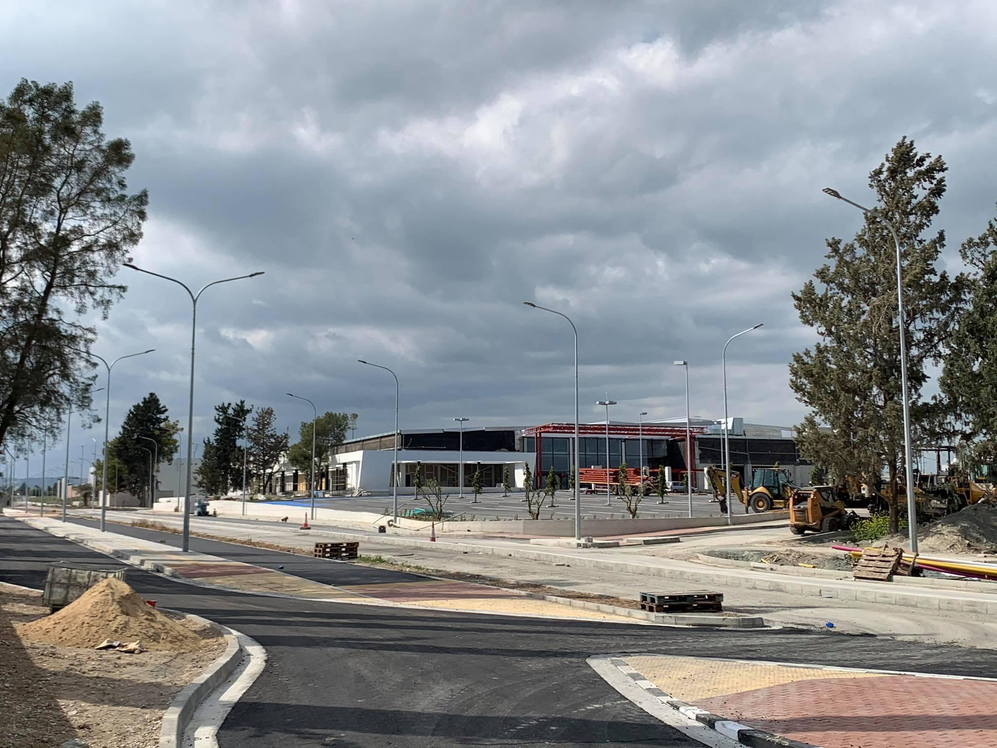 Το Mall στη Λάρνακα ανοίγει τις πύλες του το καλοκαίρι