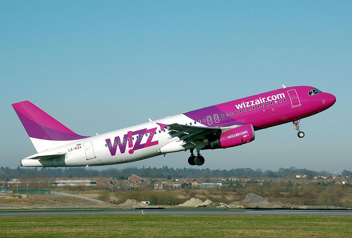 Η Wizz Air ανακοίνωσε πτήσεις από Λάρνακα με εισιτήρια από €9.29
