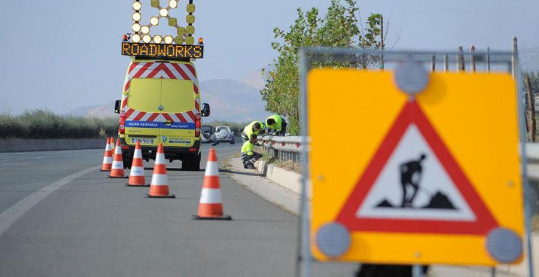 Οδικές εργασίες στους δρόμους της Κύπρου – Ποια σημεία θα κλείσουν;