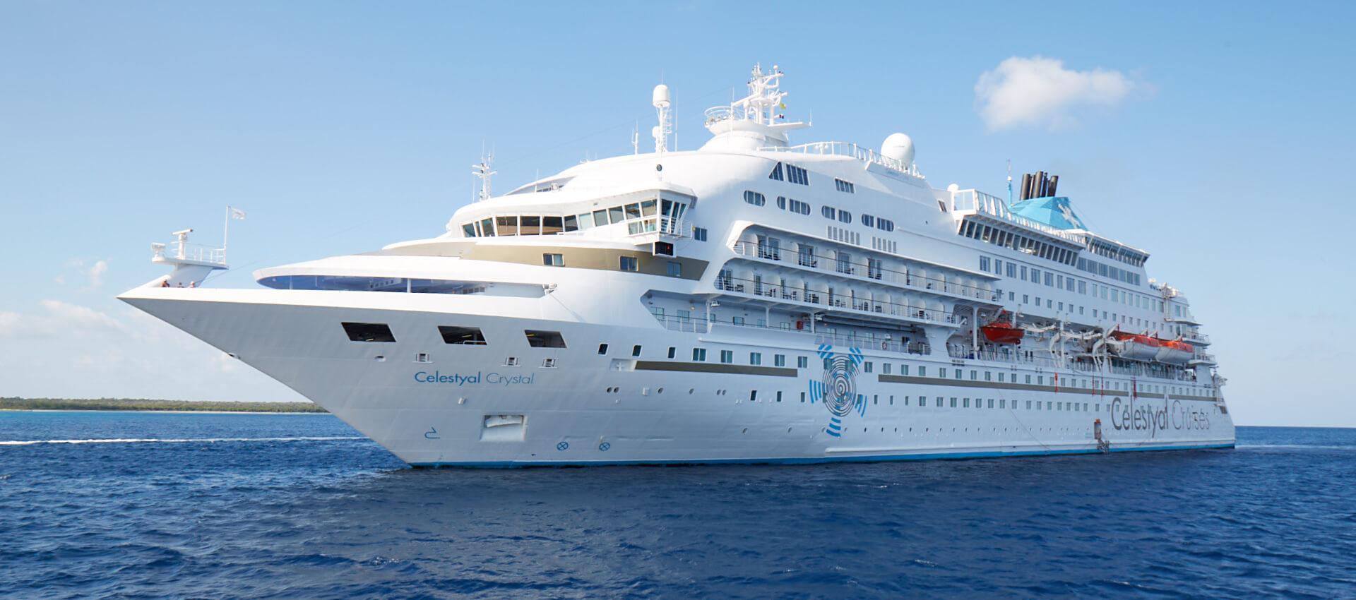 Η Celestyal Cruises ανακοινώνει το νέο πρόγραμμα με τις κρουαζιέρες της για το 2022-2023