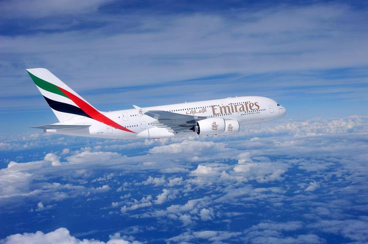 Μία επιπλέον πτήση από Λάρνακα προς Ντουμπάι, προσφέρει η Emirates