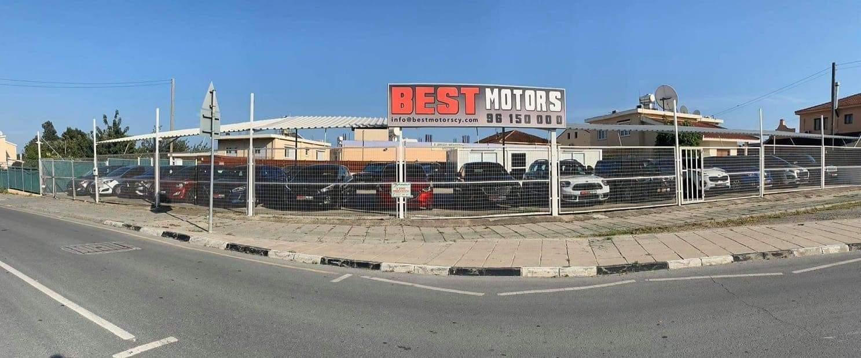 Best Motors: Θέση εργασίας στην Αραδίππου