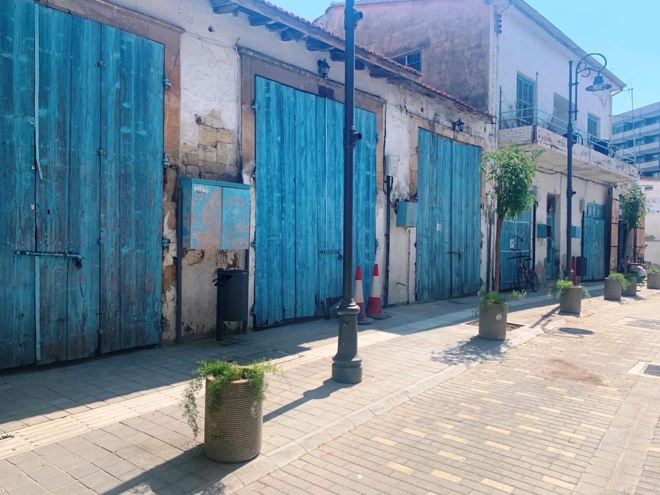 Το «νέο», σύγχρονο κέντρο της Λάρνακας