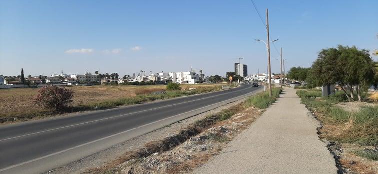 Να «σπρώξουν» για τις Γ΄ και Δ΄ φάση του δρόμου Λάρνακας – Δεκέλειας