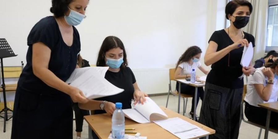 Συνεχίζονται οι Παγκύπριες Εξετάσεις, με μικρή διακοπή την Παρασκευή