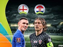England – Croatia