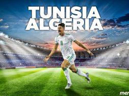 Tunisia – Algeria