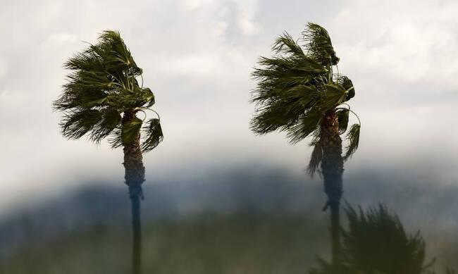 Ισχυροί άνεμοι και βροχές