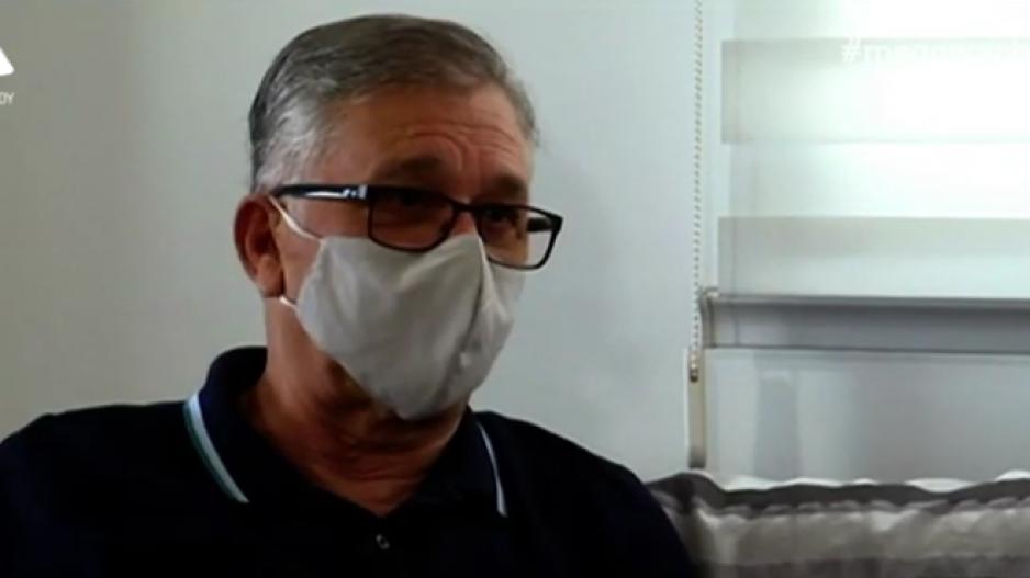 Καραγιάννης: Αυξάνονται τα κρούσματα, να μην βγάλουμε τη μάσκα, εμβολιαστείτε