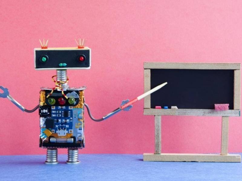 Οι μαθητές του TIME έφτιαξαν ρομπότ καβουράκι!