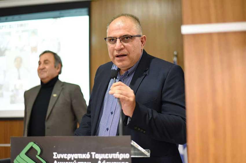 Στο πλευρο Γιάννου Χρυσοστόμου πρώην πρόεδροι της Νέας Σαλαμίνας (ανακοίνωση)