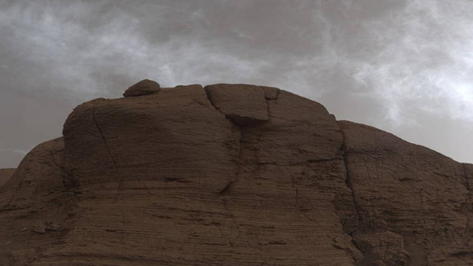 Ένα εντυπωσιακό φαινόμενο κατέγραψε η κάμερα της ΝΑSA στον Άρη